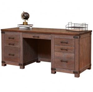 Georgetown Amish Executive Desk