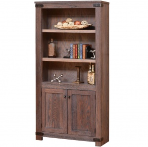 Georgetown Amish Bookcase