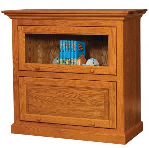 Adler Barrister Amish Bookcases