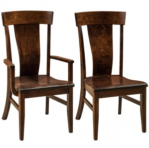 Baldwin Amish Dining Chairs