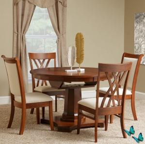 Hartford Amish Dining Room Furniture Set