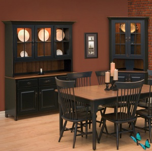 Plymouth Amish Dining Room Set