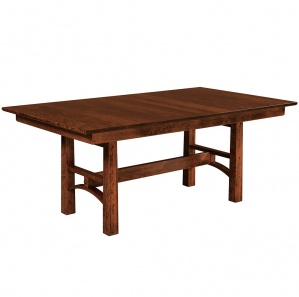 Santa Rosa Trestle Amish Table