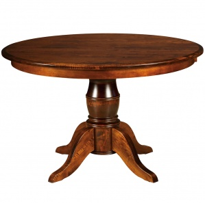 Harrison Round Amish Dining Room Table
