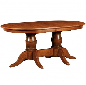 Harrison Oval Amish Dining Room Table