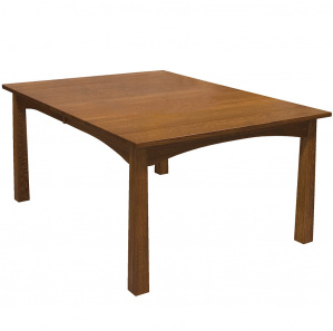 Del Mar Amish Dining Table