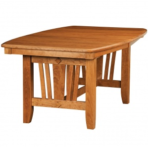 McKinley Trestle Amish Dining Table