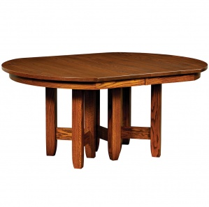 Oakton Amish Dining Table