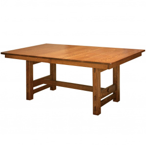 Seneca Street Amish Dining Table