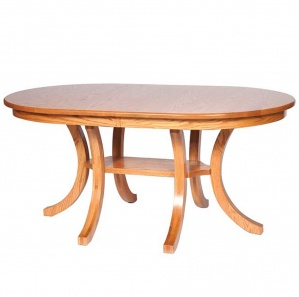 Belle Grove Amish Dining Room Table