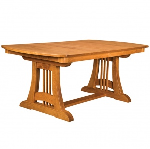 Sedona Trestle Amish Dining Table