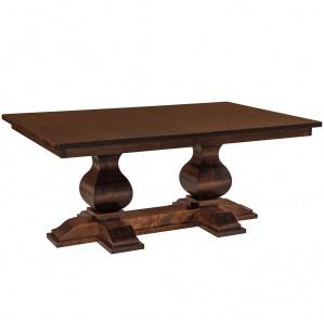 Barrington Double-Pedestal Dining Table