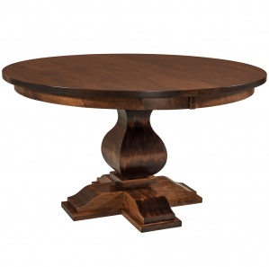 Barrington Round Amish Dining Table
