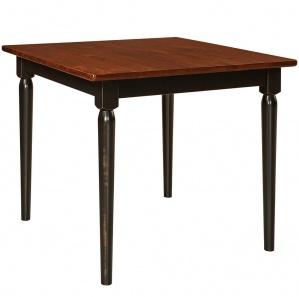 Winslow Square Amish Pub Table