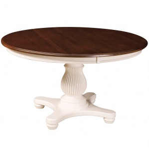 Wethersfield Pedestal Amish Table