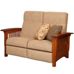 Monte Vista Recliner Loveseat