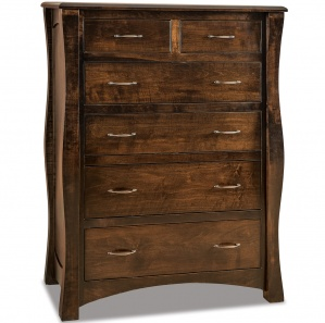 Reno Amish Chest of Drawers