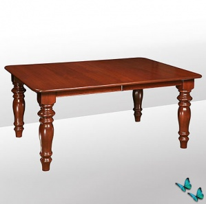 Shreveport Amish Dining Room Table