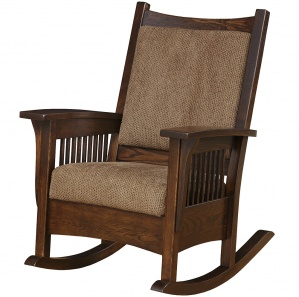 Monte Vista Amish Rocking Chair
