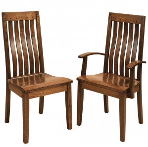 Fresno Amish Dining Chairs