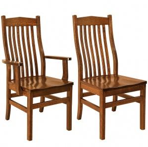 Sullivan Amish Dining Chairs