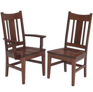 Lexis Amish Dining Chairs