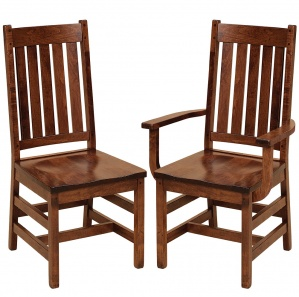 Williamsburg Amish Dining Chairs