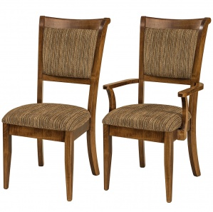 Adair Amish Dining Chairs