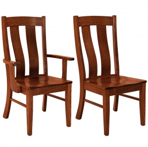 Laurie Amish Dining Chairs