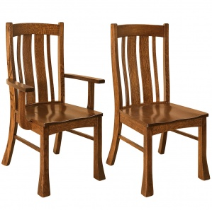 Breckenridge Amish Dining Chairs