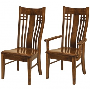Bennett Amish Dining Chairs