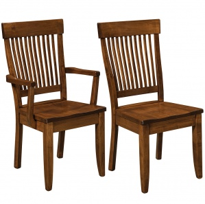 Jefferson Amish Dining Chairs