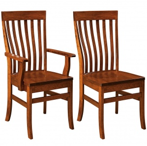 Theodore Amish Dining Chairs