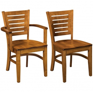 Hallowell Amish Dining Chairs