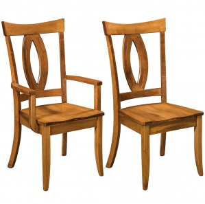 Miami Amish Dining Chairs