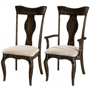 Richland Amish Dining Chairs