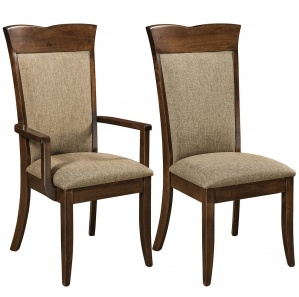 Santa Fe Amish Dining Chairs