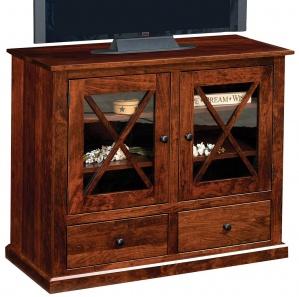 Brandy Wine Amish TV Stand