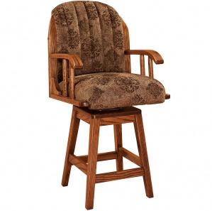 Delray Amish Bar Chair