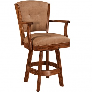 Lansfield Amish Bar Chair