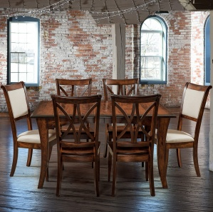 Callahan Amish Dining Room Set