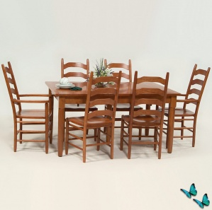 Hancock Amish Kitchen Table Set