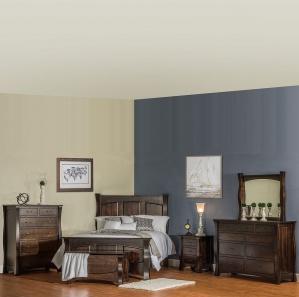 Reno Amish Bedroom Set