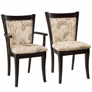 North Bay Amish Dining Chairs