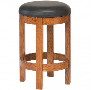 Barrel Amish Bar Stools