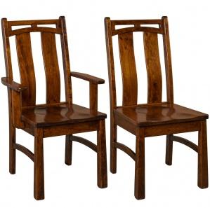Santa Rosa Amish Dining Chairs