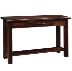 Barn Floor Amish Sofa Table
