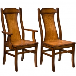 Barrington Amish Dining Chairs
