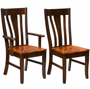 Batavia Amish Dining Chairs