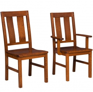 Brunswick Amish Dining Chairs
